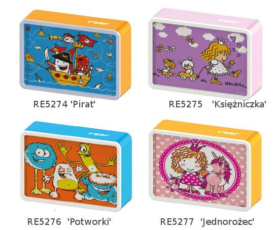 REER LED KidsLight Zestaw Filtrów