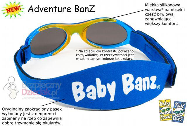 adventure baby banz silikon